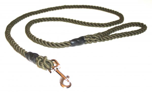 Cotton Rope Clip Leads-288