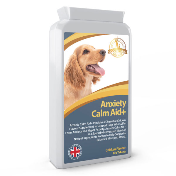 Dog and Field Anxiety Calm Aid+ Supplements