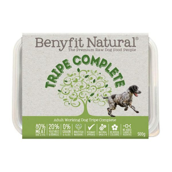 Benyfit Natural Tripe Complete
