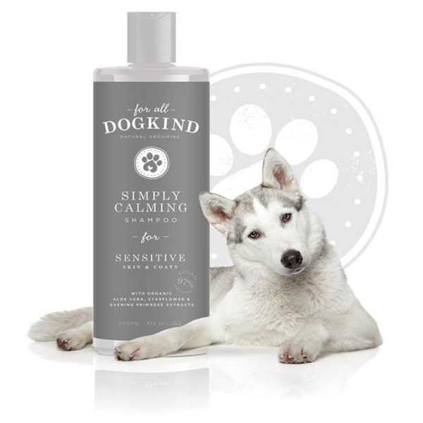 For All Dogkind Simply Calming Dog Shampoo
