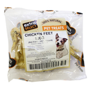 Dried Chicken Feet 100g