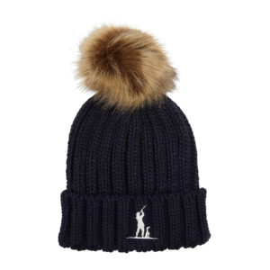 Dog & Field Branded Bobble Hat