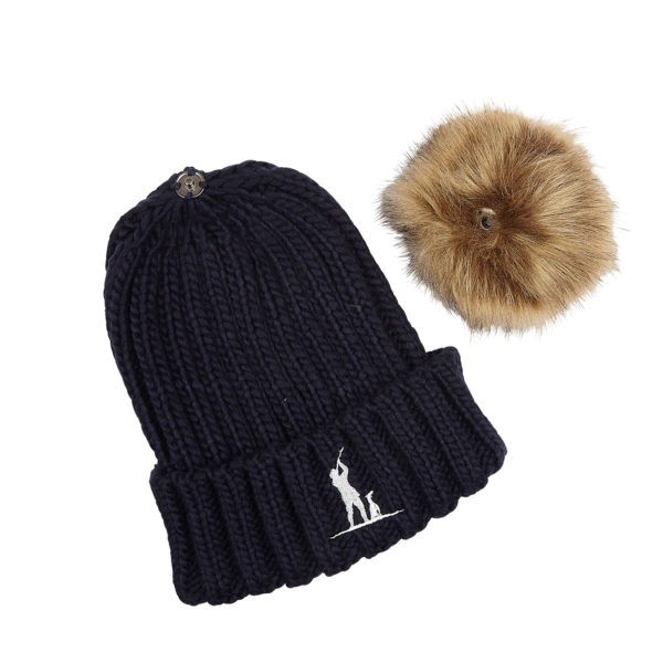 Dog & Field Branded Bobble Hat