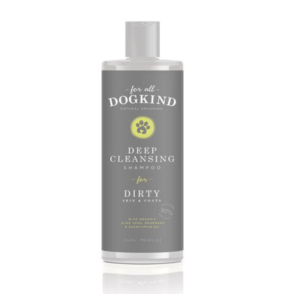 For All Dogkind Deep Cleansing Shampoo - Dirty Skin and Coats