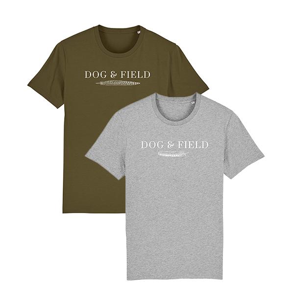 Dog & Field Rutland T Shirts
