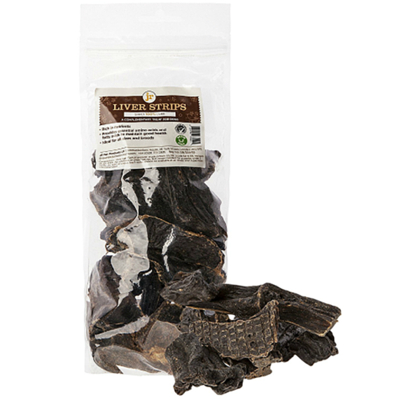 dried liver natural dog treat