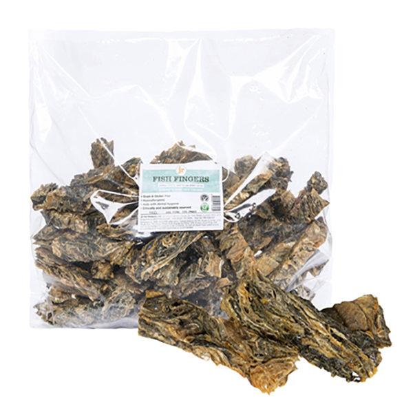 fish jerky natural dog treat