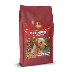 Dog and Field Grain Free Duck and Sweet Potato 12kg
