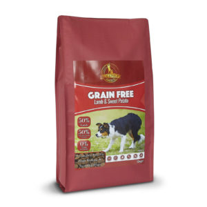 Dog and Field Lamb and Sweet Potato 12kg - Dry Food