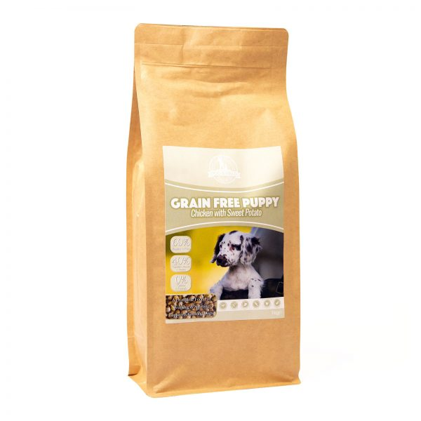 Dog and Field Grain Free Puppy 1kg