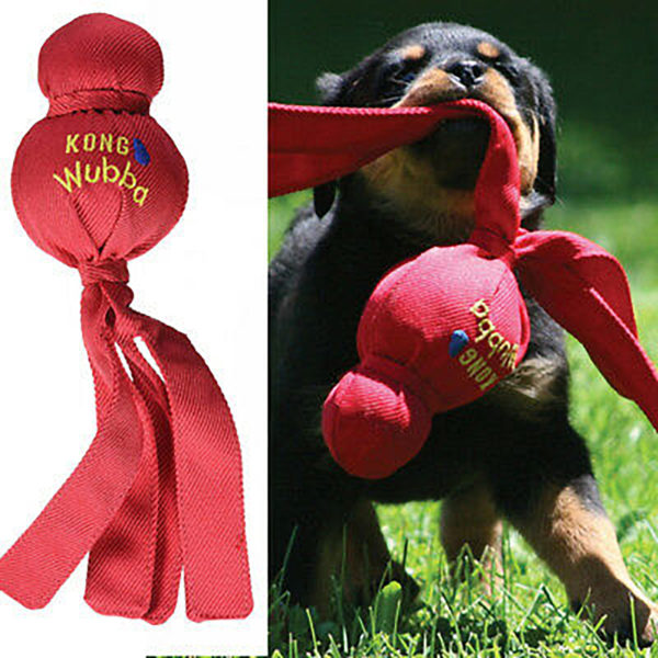wubba dog toys by kong