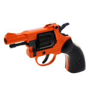 8 shot revolver blank firing training pistol