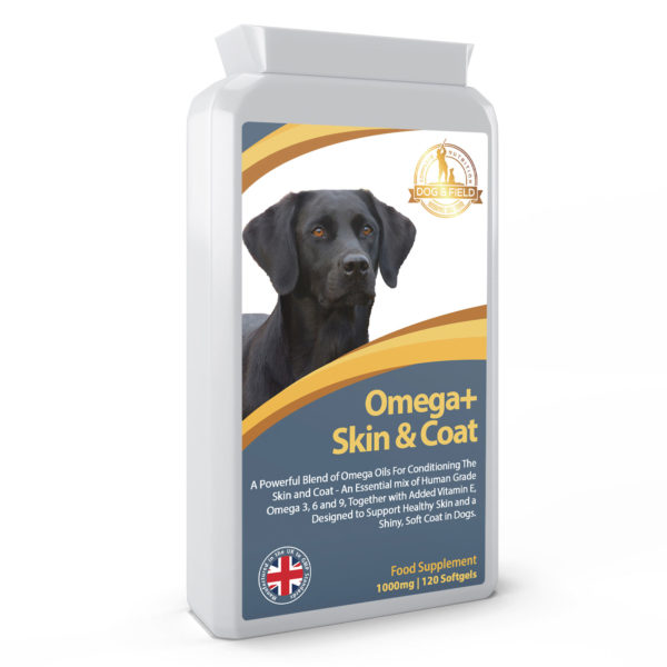 Dog and Field Supplements Omega+