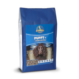 Dog and Field Puppy+ Chicken and Rice - 12kg - Dry Food