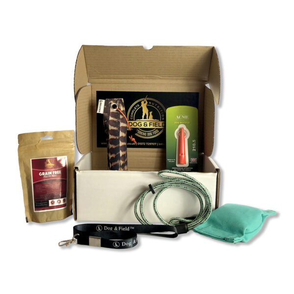 puppy gundog training kit