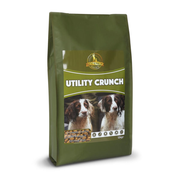 Dog and Field Utility Crunch 12kg