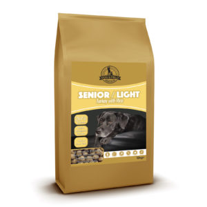 Dog & Field 12kg Senior Light dry dog food