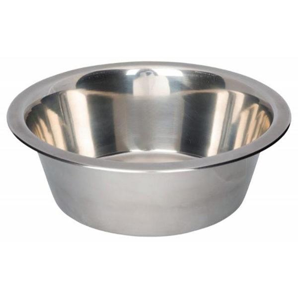 Stainless Steel Globe Dog Bowl