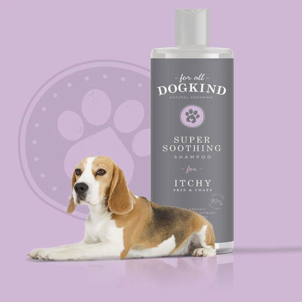 For All Dogkind Super Soothing Shampoo For Itchy Skin and Coat