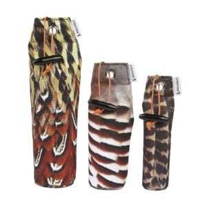 pheasant, partridge and snipe gundog training dummy set