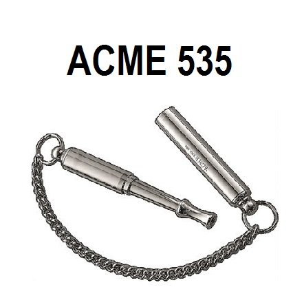 Acme 535 Silent Whistle-0