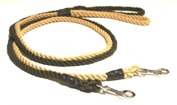 Cotton Rope Clip Leads-0