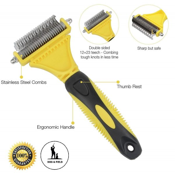 Dog Dematting Comb -609