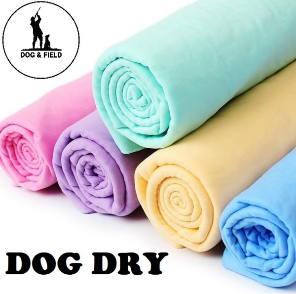 Dog & Field Drying Towel-0