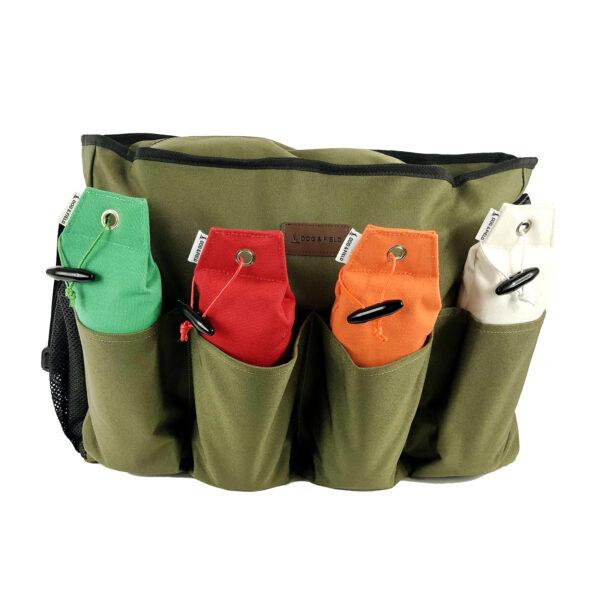 Dog & Field Dummy Bag