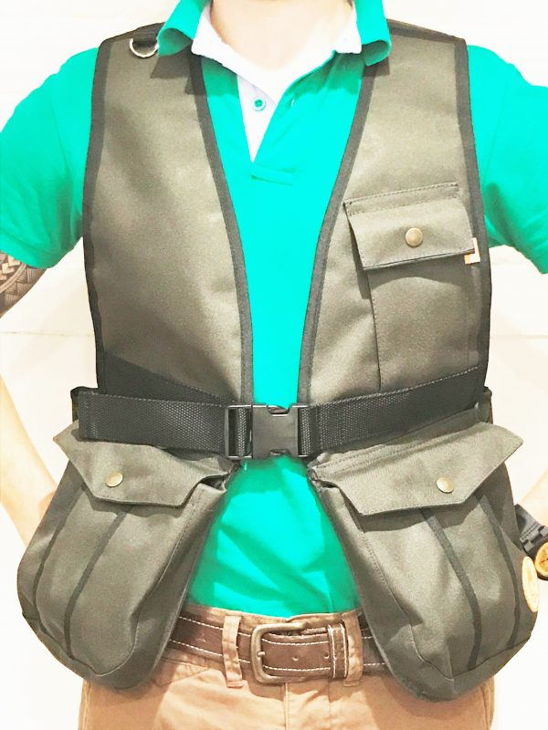 Firedog Dummy | Training Profi Vest - Hunter Green-505
