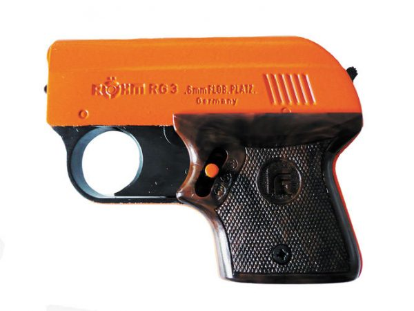 ROHM 6 Shot Training Pistol-0