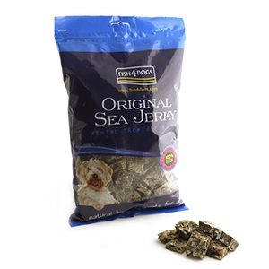 Fish4Dogs Sea Jerky Squares