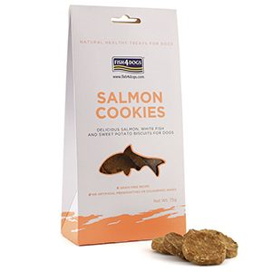 Fish4Dogs Salmon Cookies 75g