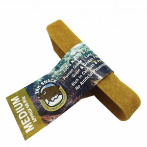 Antos yak snack natural dog chew
